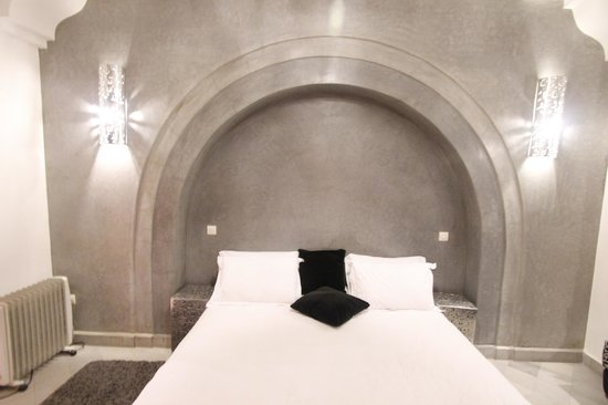Riad Mazaya: notre chambre
