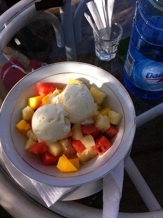Galu Inn: Dessert