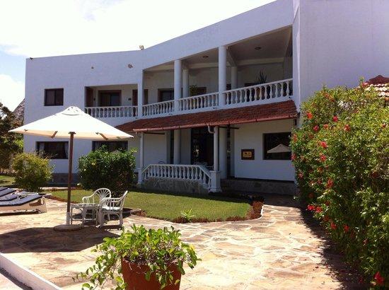 Galu Inn: Hôtel