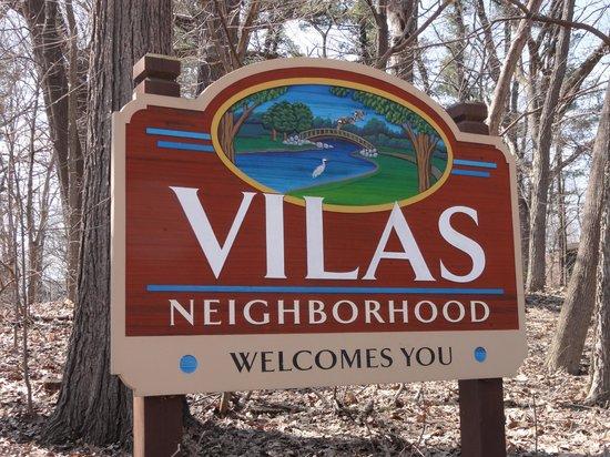 Vilas Park: Great neighborhood vibe