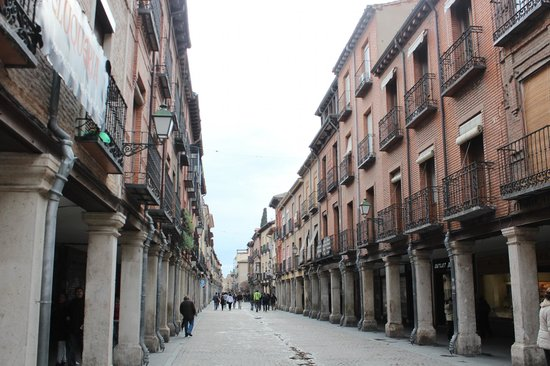 Calle mayor alcala de henares spain top tips before you go tripadvisor - Spas en alcala de henares ...