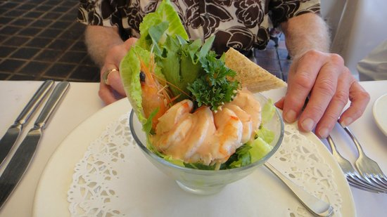 Danny's Seafood: mouth watering