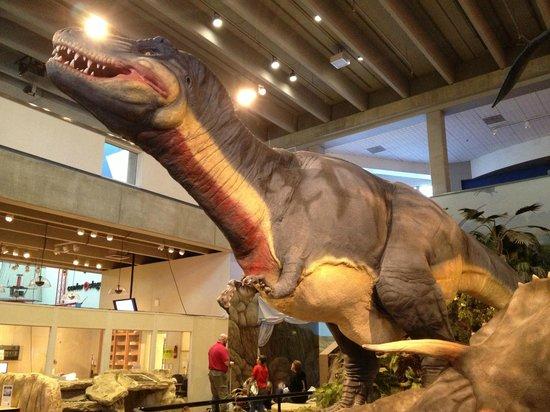 Saint Louis Science Center: Dinosaur