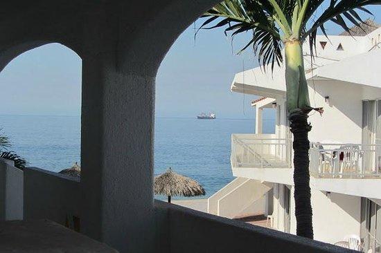 Concierge Inn Santa Cecilia : Vista desde la habitación
