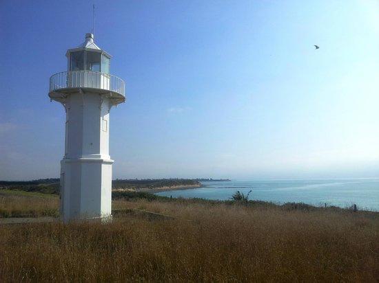 Glendeer Lodge : Lighthouse nearby