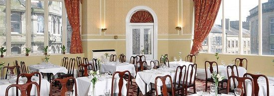 Royal Kings Arms: Restaurant