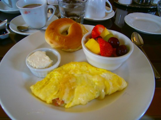 The Kehoe House - A Boutique Inn: breakfast