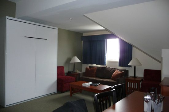 Killington Grand Resort Hotel: Studio room