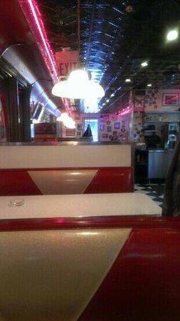 Starlite Diner : утром.