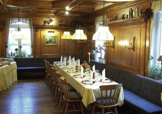 Resort Gutshof Sparow: Restaurant Gusthof Sparow