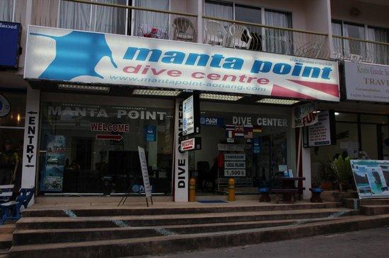 Manta Point Dive Center Photo