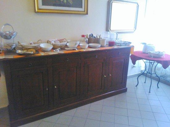 Casa Toselli: buffet