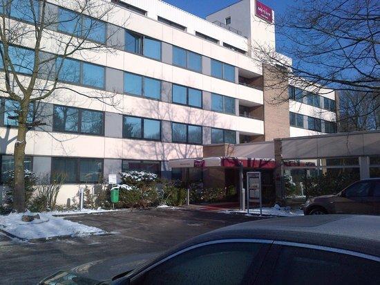 Mercure Düsseldorf Neuss: Front
