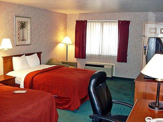 Motel 6 Oakdale : MDouble2