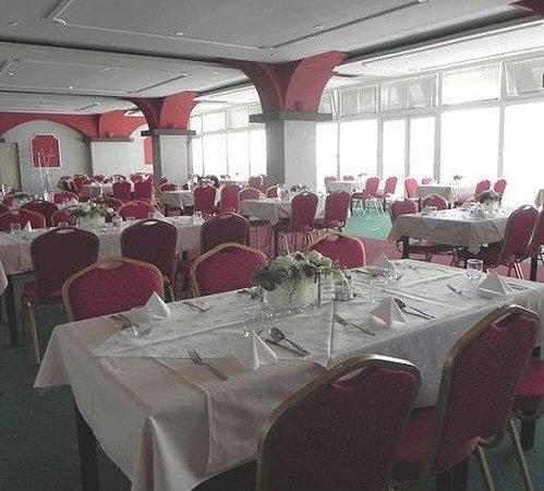 Hotel Junior Bratislava: Restaurant