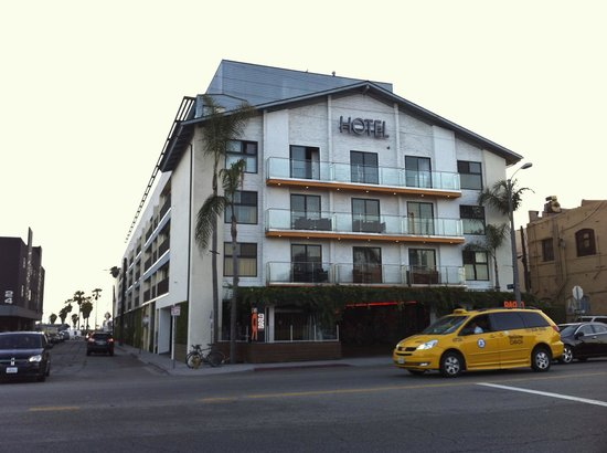 Hotel Erwin: Exterior view