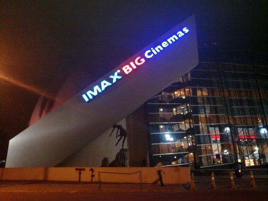IMAX Dome Theatre