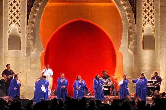 The Fes Festival of world sacred music