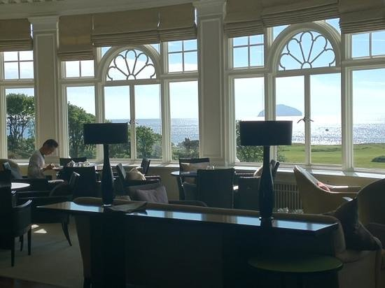 Trump Turnberry, A Luxury Collection Resort, Scotland: Hotel Lobby