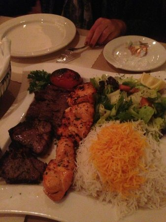 Darya Restaurant Orange ca