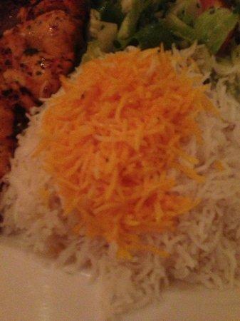 Darya Restaurant: Rice