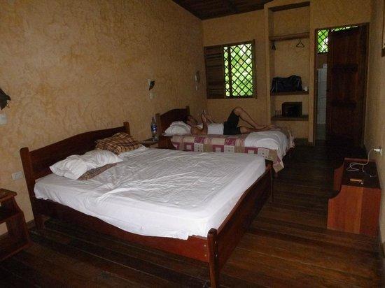 Laguna Lodge Tortuguero: habitación doble