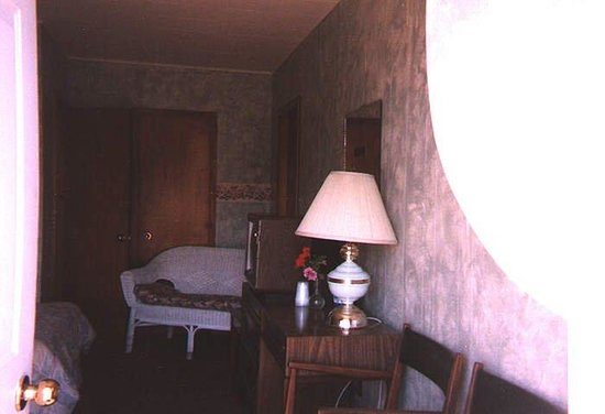 45th Parallel Motel and Restaurant : Guest Room