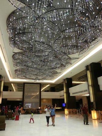Hatten Hotel Melaka: in the Lobby