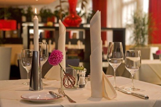 Best Western Amedia Wels: Restaurant