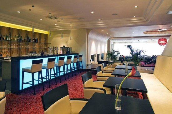 Best Western Amedia Wels: Lounge bar