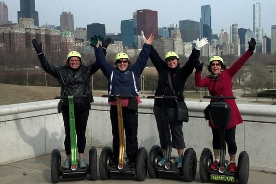 Chicago Segway Tour: We love Chicago!