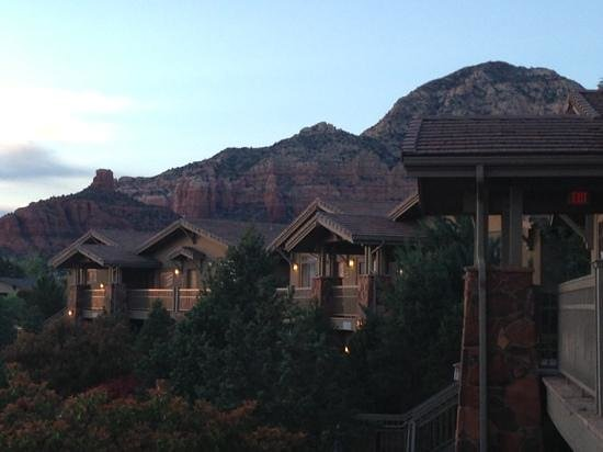 Wyndham Sedona: happy hour every night with my oak creek ipa