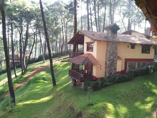 Villas Mazamitla: Another Village