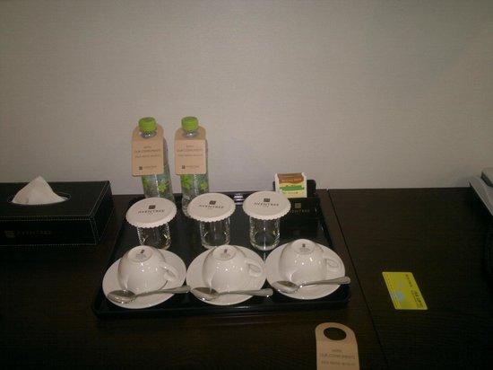 Aventree Hotel Jongno: room
