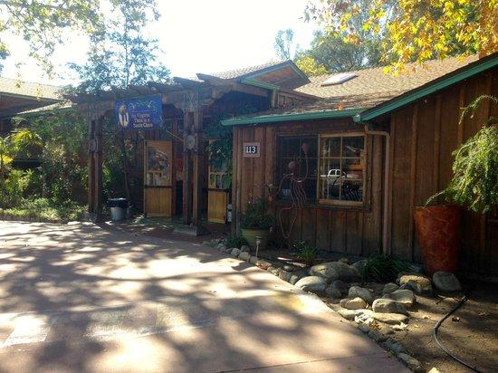 Emerald Iguana Inn: Ojai