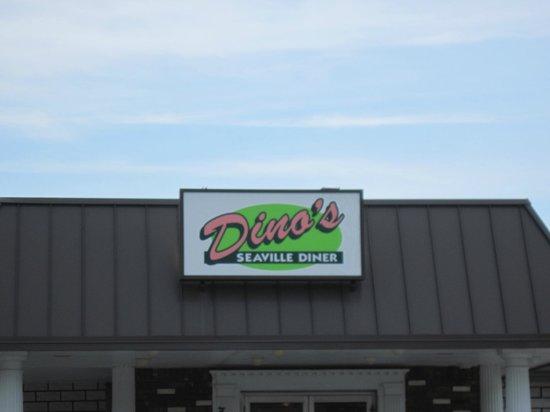 Dino's Seaville Diner: Home