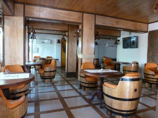 Petit Hotel Si Mi Capitan: Unique furtniture