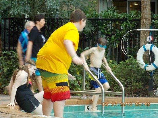Vacation Village at Parkway: Pool Fun