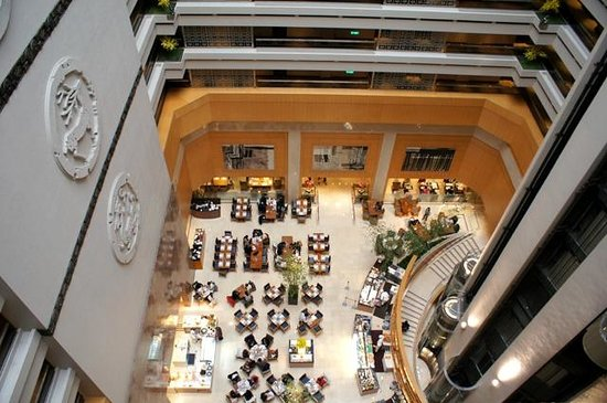 Sheraton Grande Taipei Hotel: 朝食