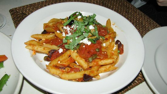 Spruzzo's : the penne puttanesca