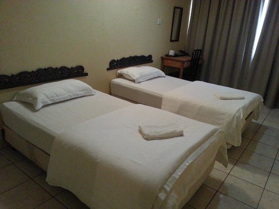 Rafflesia Inn: Twin Room
