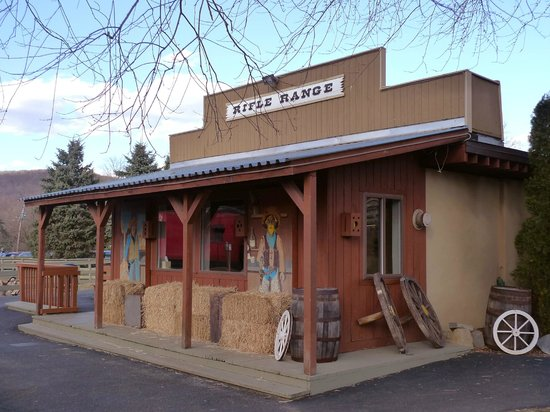 Rocking Horse Ranch Resort: The Shooting Gallery - Archery and BB Guns