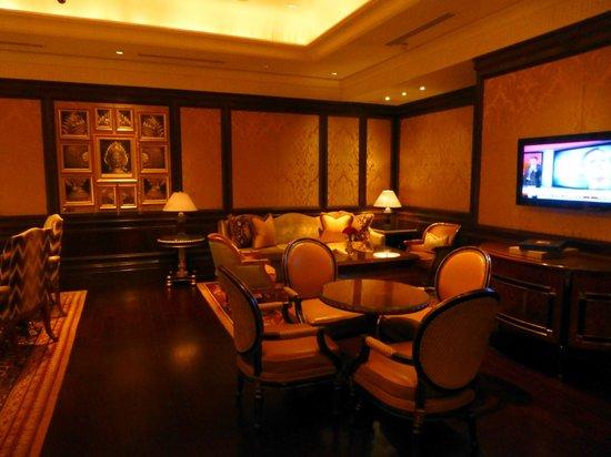 The Leela Palace New Delhi: Royal Club