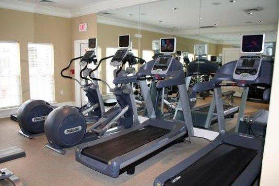 Oakwood at Meridian Parkside : Fitness Center