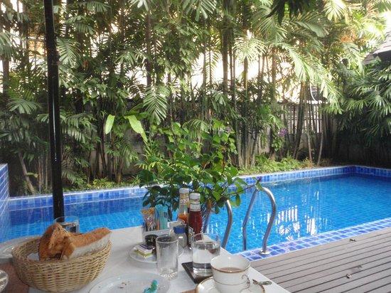 โรงแรมบ้านกลางเวียง: Pool