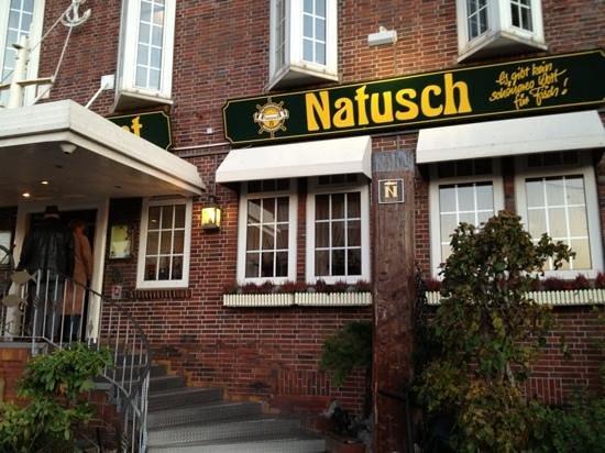 Natusch Fischereihafen-Restaurant: Natusch Restauant in Bremerhaven