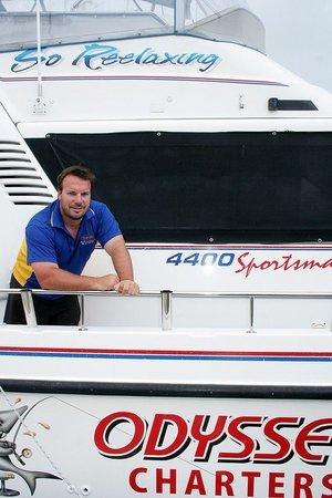 Odyssey Fishing Charters