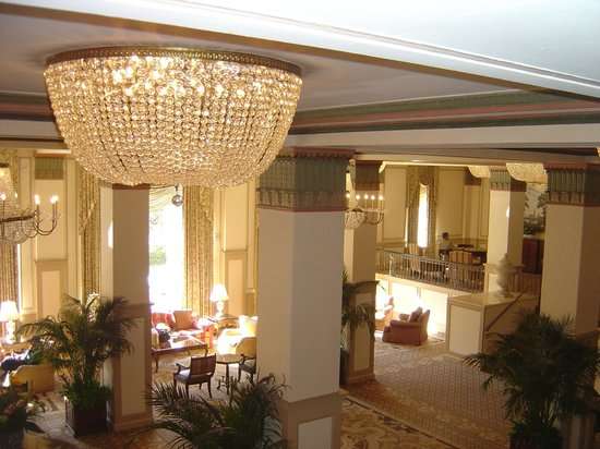 Francis Marion Hotel: View of lobby