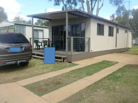 Murray River Holiday Park : Cabin 35