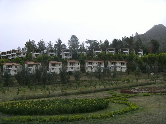 Altocerro Villas, Hotel y Camping: Accommodation